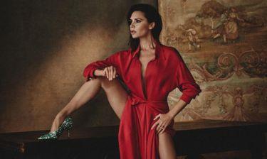 Η Victoria Beckham μόλις έκανε την πιο σέξι της φωτογράφιση
