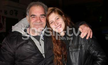 Γιάννης Μποσταντζόγλου: Ποζάρει χαμογελαστός με την κόρη του