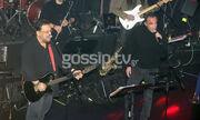 Νίκος Αλιάγας: Ανέβηκε στη σκηνή και τραγούδησε με τον Λαυρέντη Μαχαιρίτσα