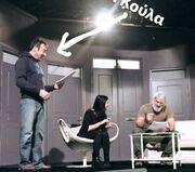 Η Σοφία Παυλίδου επέστρεψε στη θεατρική σκηνή – Η πρώτη φωτογραφία με τον Μάνο Πίντζη!