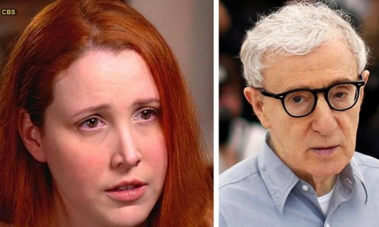 Ο Woody Allen αρνείται όλες τις κατηγορίες και τα «βάζει» με την μητέρα της κόρης του