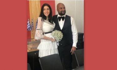 Ματιάμπα - Καλανιώτη: Δείτε το βίντεο από τον πολιτικό γάμο και το τραπέζι που ακολούθησε