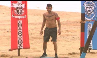 Survivor 2: Μιχάλης Μουρούτσος: «Έκοψε» το νήμα και κέρδισε το πρώτο αγώνισμα