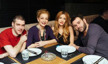 Ποιοι celebrities γευμάτισαν στο Χαλάνδρι;