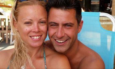Κωνσταντίνος Αγγελίδης: Το συγκινητικό μήνυμα της συζύγου του ένα μήνα μετά το τροχαίο του