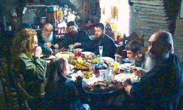 Τζίμης Πανούσης: Η άγνωστη πλευρά του θεοσεβούμενου Τζίμη! Η φιλία του με τον ηγούµενο Ευδόκιµο