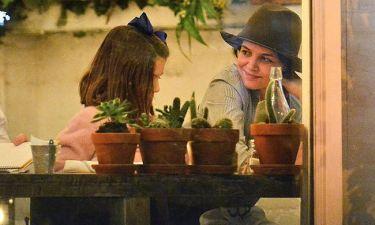 Katie Holmes: Για δείπνο με την 11 χρονη Suri που έχει μεγαλώσει πολύ (pics)