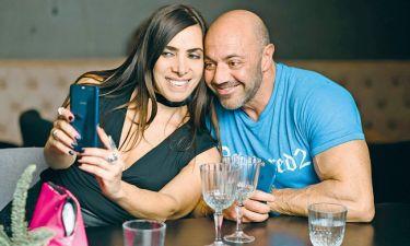 Χαραλαμπίδου-Σιλβεστρίδης: Γιόρτασαν την επέτειο της... επανασύνδεσής τους με ένα ρομαντικό δείπνο