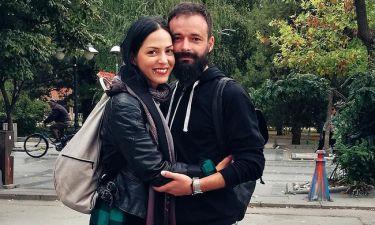 Ιωάννα Πηλιχού-Μάκης Τσούφης: Ευτυχισμένοι μαζί! (φωτό)