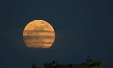 Σούπερ μπλε ματωμένο φεγγάρι μετά από 152 χρόνια: Πότε θα σημειωθεί το σπάνιο φαινόμενο (pics)