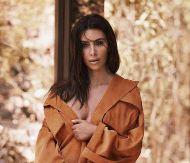 Η Kim Kardashian με see-through φόρεμα στην πρώτη της εμφάνιση μετά τη γέννηση της Chicago
