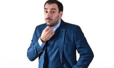 Γιώργος Χατζηπαύλου: «Έκανα μεγάλη έρευνα καθώς η κωμωδία για παιδιά ήταν…»