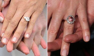 Πριγκιπικές κόντρες: Meghan Markle-Πριγκίπισσα Ευγενία: Ποια έχει το πιο ακριβό δαχτυλίδι αρραβώνων;