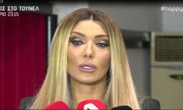 Αγγελική Ηλιάδη: Η αντίδρασή της όταν ρωτήθηκε για τις φήμες χωρισμού από τον Γκέντσογλου