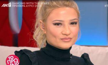 Φαίη Σκορδά: Ο Γιαννάκης της όταν μεγαλώσει θέλει να γίνει...