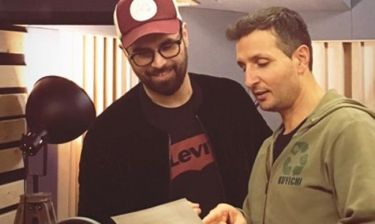 Παπαδόπουλος-Μπάσης: Μαζί στο studio- Τι ετοιμάζουν;