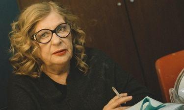 Άννα Παναγιωτοπούλου: «Όλα τα πράγματα έχουν καταπέσει σαν να έχει καλύψει μια χλαπάτσα την Ελλάδα»