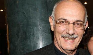 Πρωταγωνιστής πρώτη φορά στο Εθνικό Θέατρο ο Γιώργος Κιμούλης