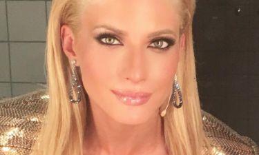 Αραβανή: Μετά το τέλος του Dancing στην αγκαλιά του Οικονομόπουλου – Βίντεο από το καμαρίνι του