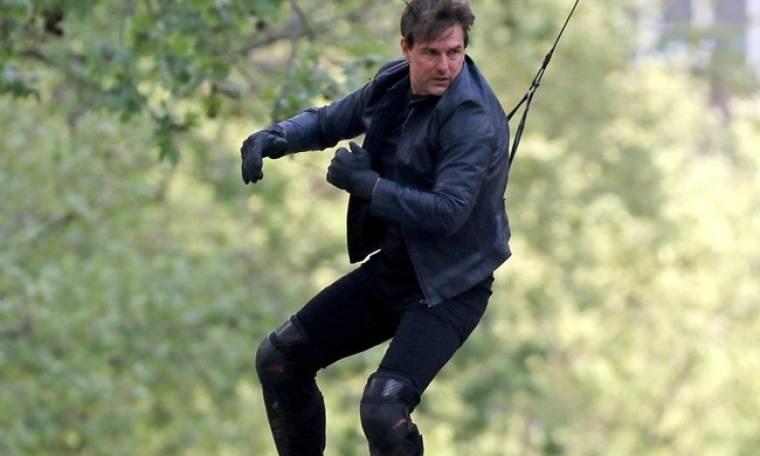 Ξανά στα πλατό ο Tom Cruise