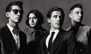 Arctic Monkeys-Sting: το καλοκαίρι φέτος στην Αθήνα είναι ροκ