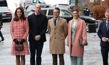 Kate Middleton: Κατατρόπωσε στιλιστικά την Πριγκίπισσα Βικτόρια της Σουηδίας