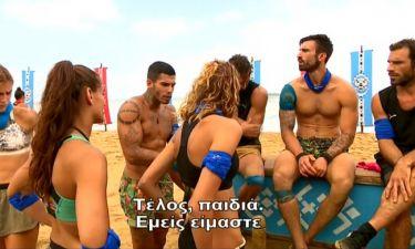 Survivor 2: Τα «πήρε» ο Αγόρου με την απογοήτευση της Ντάρια για την ήττα τους