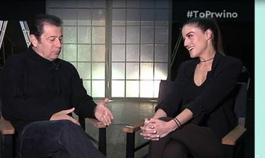 Δάνης Κατρανίδης: Η αντίδρασή του όταν ρωτήθηκε για τη συμμετοχή του Εσκενάζυ DWTS