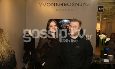 Η Υβόννη Μπόσνιακ παρουσίασε τη νέα της συλλογή
