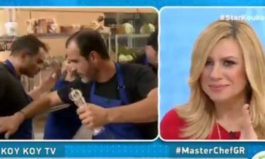 Master Chef: Ένταση και απρόοπτα στο ριάλιτι - Η σφαλιάρα παίκτη σε συμπαίκτριά του