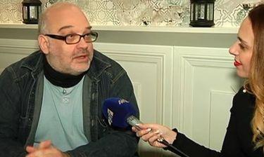 Μουκίδης: «Ευτυχώς η πρώην γυναίκα μου με αφήνει να δω τα παιδιά»