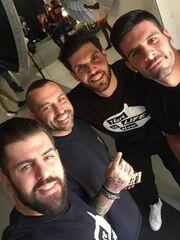Droulias Brothers: «Έπαιξαν» μπάσκετ για καλό σκοπό και έγιναν πρεσβευτές του «Αρωγή 12»