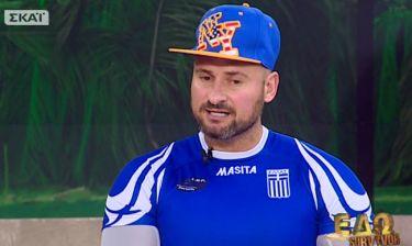 Αργιανίδης: «Αν δεν ψήφιζε ο κόσμος στο Survivor, ο Αγγελόπουλος θα ήταν ο πρώτος που θα είχε φύγει»