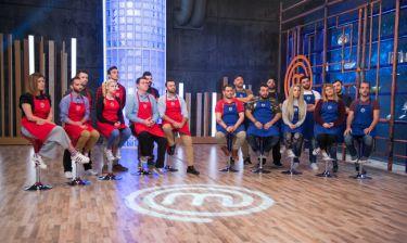 Master Chef: H χαμένη ομάδα διαγωνίζεται για την ασυλία