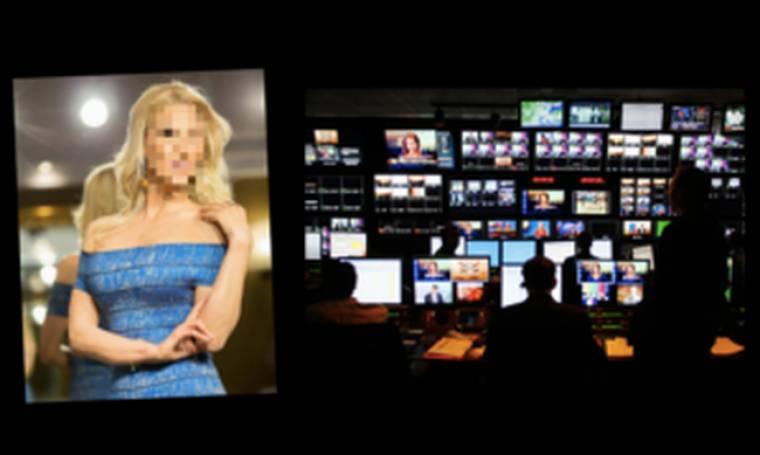 Η ξανθιά παρουσιάστρια, η εκπομπή και το κόψιμο (Nassos blog)