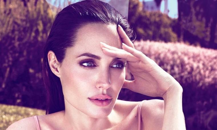 Εκθαμβωτική! Η Angelina Jolie έκανε την πιο sexy εμφάνιση της χρονιάς