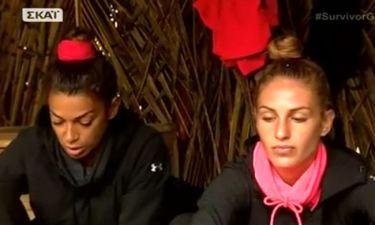 Survivor 2: Δαλάκα σε Χατζίδου: «Προσέχω τα λόγια μου και ξέρω τι λέω…»