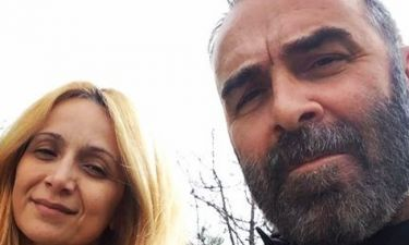Γρηγόρης Γκουντάρας: Η έξοδος με φίλους, η άδεια που του έδωσε η Ναταλί και η... συμφωνία τους