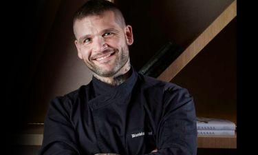 Διονύσης Αλέρτας: «Η απόφαση με δικαίωσε. Μαγειρική κάνουν όλοι, ζαχαροπλαστική κάνουν λίγοι»