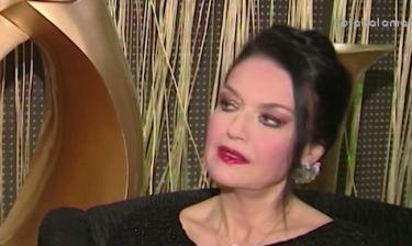 Ελένη Φιλίνη: «Έχω συνεργαστεί με πιο άσχετους από τον Γιώργο Αγγελόπουλο»