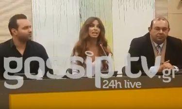 Eurovision 2018:  Ελένη Φουρέιρα: Όλα όσα αποκάλυψε για την συμμετοχή της με την Κύπρο