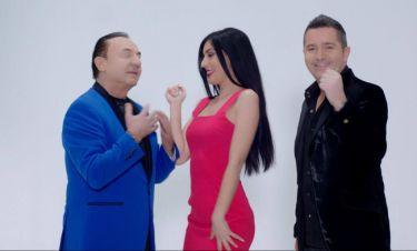 Πανταζής-Devis: «Σαρώνουν» στην Αλβανία με την ελληνοαλβανική διασκευή του «Μ'αγαπάς; Σ΄ αγαπώ»