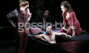 Επίσημη πρεμιέρα για την παράσταση «Σούμαν» στο Εθνικό Θέατρο