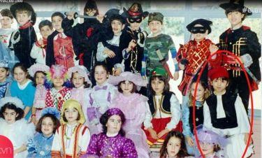 Ελιάνα Χρυσικοπούλου: Ντύθηκε τσολιάς στην πρώτη δημοτικού – Ιδού και η απόδειξη
