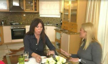 Βάνα Μπάρμπα: Θα εκπλαγείτε με το πολυτελέστατο σπίτι της!