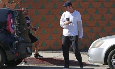 Ο Brad Pitt προκάλεσε καραμπόλα στο Λος Άντζελες
