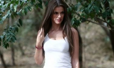 Κωνσταντίνα Κλαψινού: «Είναι σχεδόν άδικο να γίνεται αυτή η σύγκριση»