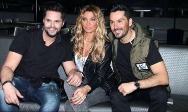Τσαλίκης-Ηλιάδη-Βασιλάκος: Στα backstage της τζενεράλε τους πριν την αποψινή τους πρεμιέρα