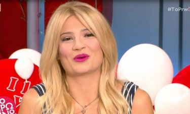 Γενέθλια για τη Φαίη Σκορδά – Η συγκίνησή της on air!