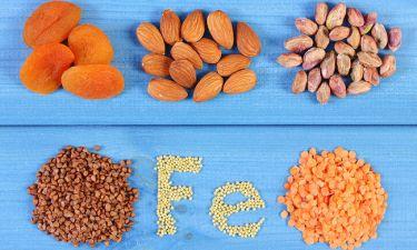 Ποιες τροφές δίνουν τον περισσότερο σίδηρο (φωτογραφίες)